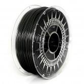 PLA 1,75mm czarny, 1kg na szpuli