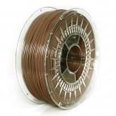 PLA 1,75 mm, brązowy, 1 kg