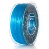 ABS T 1,75mm, transparentny niebieski, 1kg