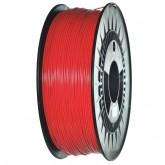 EKOFILAMENT ABS czerwony 1,75 mm 1 kg