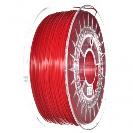 PLA 1,75 mm, hot red, 1 kg