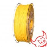 ABS+ 2,85mm, żółty jasny, 1kg