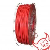ABS+ 2,85mm, czerwony, 1kg