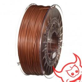 filament Devil Design PLA 1,75 mm, miedziany, szpula 1 kg