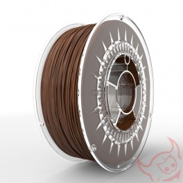 Devil Design ASA 1,75 mm, brązowy, 1 kg