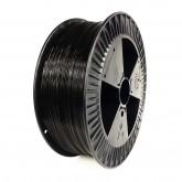 PLA 1,75mm, czarny, 2 kg